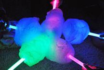 neon colours