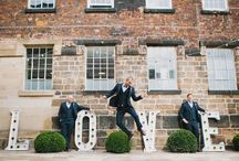 {Grooms & Guys} The West Mill Venue