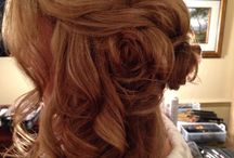 Iphone snaps / quick snaps of beautiful hair and makeup I worked on