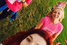 Race for life! / Cancer research, 600 raised