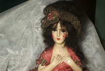 beautiful dolls / by Priscilla Magdaleno