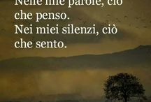 My thoughts/I miei pensieri
