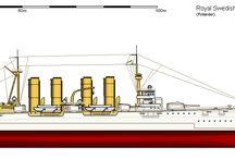 Swe navy shipbucket