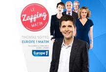 LE ZAPPING DE LA MATINALE / Le meilleur d'Europe 1 Matin en vidéo / by Europe 1