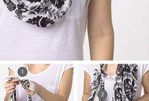 satky jak nosit