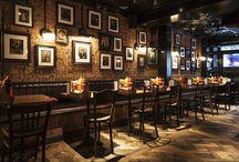 Red Dog Saloon, Soho / Red Dog Saloon, Soho, interior design by DesignLSM. Photography (c) James French
