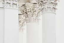 Architectural detailing + materials