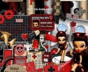 Scrapkits by Wicked Princess Scraps / These digital download products are available at The PSP Project & are for personal use digital creations only. / by The PSP Project