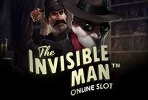 The Invisible Man™ / The Invisible Man™ video slot
