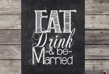 Wedding Signage & Decor