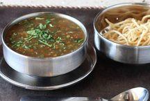 Souper! / Great soups to slurp!