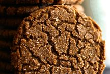Cookie recipes / Gluten free egg free gingerbread