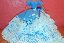 Barbie dukke tøj