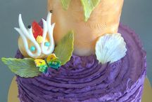 Chic Bonbon Wedding Cakes / Our selection of wedding cakes at Cofetaria Chic Bonbon in Cluj Napoca