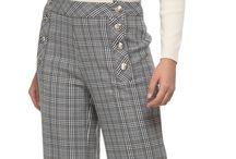 Calça e Shorts Alfaiataria