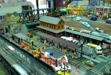 Model trenler