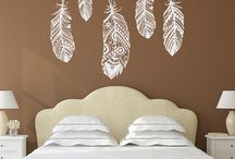 Tribal Room Decor