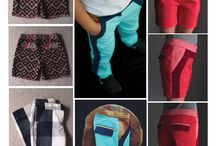 Trousers/joggers patterns formykiddos