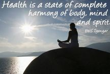 Health Hub Quotes / Inspirational quotes to help the body, mind and soul.