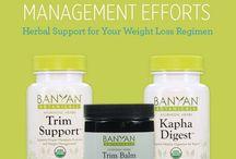 Weight Management & Ayurveda / by Banyan Botanicals