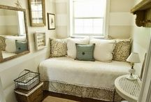 Dormitorio invitados - estudio