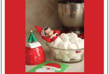 Christmas - Elf On Shelf / by April Housel
