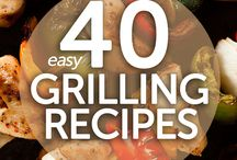 40easy grilling recipes