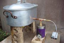 Cold smoked generator