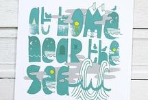 typography. / by Ella Robson