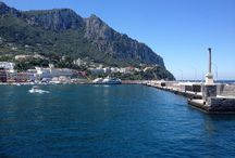 Amalfi Coast and Capri / Some great rememberings