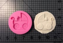 Silicone Molds / Our Silicone Molds are production quality high grade silicone and is safe to use with food products. This mold is flexible and does not require a releasing agent.