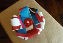 Make Your Own Gift Wrap / by Erin Huffstetler