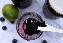 Jams & Jellies / Homemade jam recipes