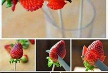 fraise décoration