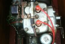 Motoren bij PBC / Motoren en producten bij Professional Boat Care