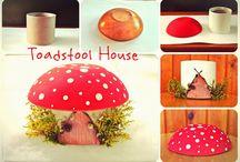 A - Fairy Tutorials / Tutorials for Fairy Houses