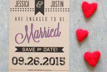 Invite & Save the Date Love!