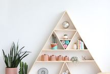 Shelves with style