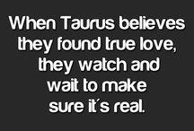 Taurus  / by Giulia H.