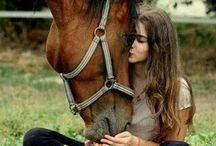 My horse is my friend
