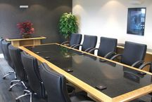 Conference Tables / Conference tables we have made for other companies