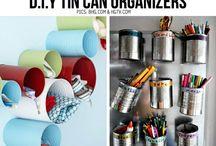 Todo Organizado / by Aurora Aguirre