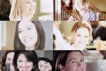 MY GREYS LADIES - SARAH DREW, JCAP AND ALL THE OTHER BEAUTIES / Love them loads