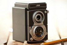 Vintage cameras / by Thomas Whittle