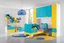 Camerette per bambini / Vivaci, colorate, dal design italiano: sono le camerette della Colombini casa.