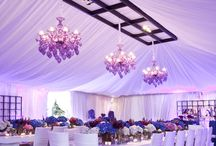 Wedding theme: Purple
