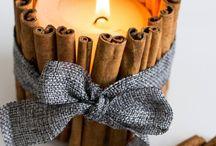 DIY Kerzen / Hier findest du DIY Inspirationen zum Thema DIY Kerzen und Kerzen gießen. Selbst gemachte Kerzen sind nicht nur eine tolle Deko für die heimische Wohnung, sondern auch eine schöne Geschenkidee für Weihnachten oder zum Geburtstag.
