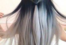 Χρώμα Μαλλιών Ombre
