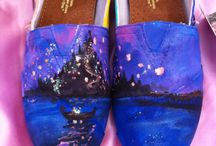 Disney Shoes <3