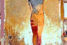 Jylian Gustlin / schilderen